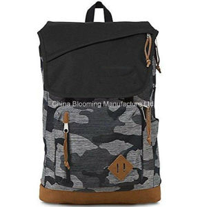 Unisex Camo School Book Bag Travel Sports Backpack pictures & photos