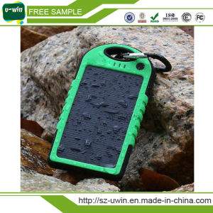 Portable Solar Charger Power Bank pictures & photos