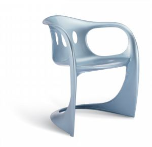 S Shaped Leisure Plastic Chair pictures & photos