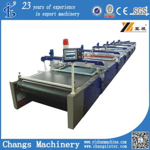 SPD Series Automatic Flatbelt Screen Printing Machine for Sale pictures & photos