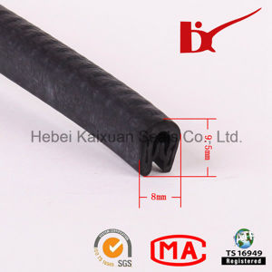 Rubber Extrusion Weather Strip Door Seal pictures & photos