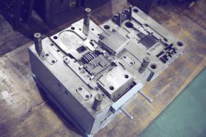 Automotive Machine Aluminum Die-Casting Mold