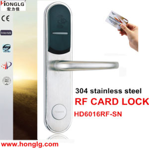 RFID Key Card Hotel Card Lock HD6016 pictures & photos