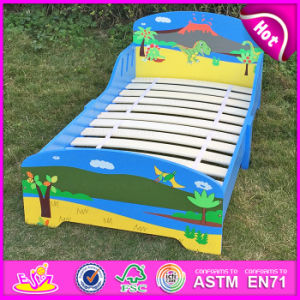 2015 New Children Wooden Bed Designs, Wood Children Cartoon Bed, Wooden Children Bed W08A012 pictures & photos