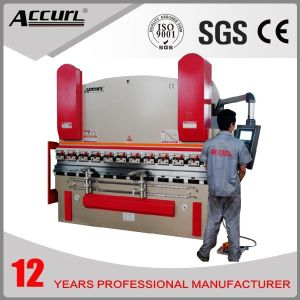 Hydraulic Cutting Machine QC12y-20*3200 E21 pictures & photos