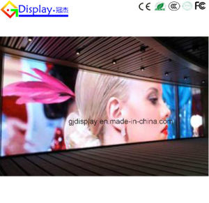 Guanjie Rental LED P8 Screen with Double Protection