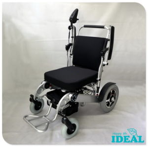 Tiny 6L Foldable and Portable Power Wheelchair pictures & photos