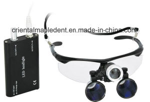 Dental Optical LED Headlight Loupes Endodontic Glass pictures & photos