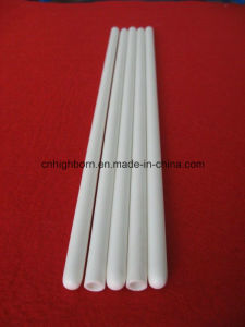 One End Closed Zirconia Ceramic Protection Tube pictures & photos
