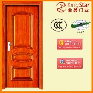 Wooden Steel Fireproof Door for Safer Life