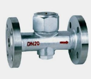 Flanged High Temperature Disc Type Steam Trap (CS49H-16) pictures & photos