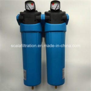 265cfm Aluminum Compressed Air Filter for Compressed Air Dryer