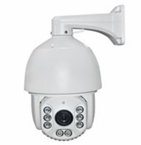 Waterproof 1.3MP HD High Speed Dome Outdoor/Indoor Pan/Tilt IP Camera (IP-380H-130) pictures & photos