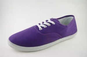 Hot Sale Classic Canvas Shoes Casual Shoes for Men (NU019-3) pictures & photos