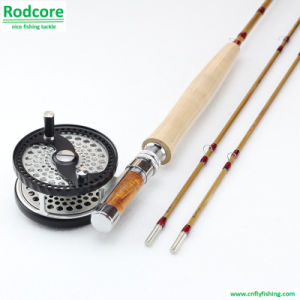 Classic Clicker Bamboo Fly Fishing Reel pictures & photos