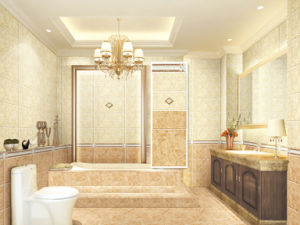 Fashion Decorate Wall Glazed Ceramics Tile pictures & photos
