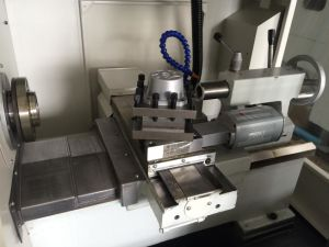 BL-S6130 Economical High Speed Low Noise Flat Bed CNC Lathe pictures & photos