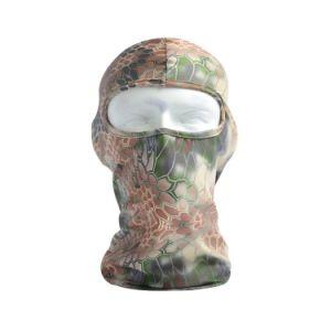 Anbison-Sports Python Camo Balaclava Hood Full Face Headgear pictures & photos