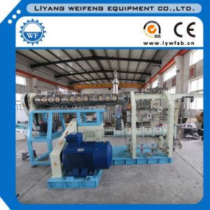 3-5t/H Complete Floating Fish Feed Pellet Production Line Auto Batching pictures & photos