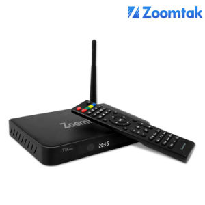 Wholesell S812 OS 4.4 Quad Core AC WiFi Android Smart TV Box pictures & photos