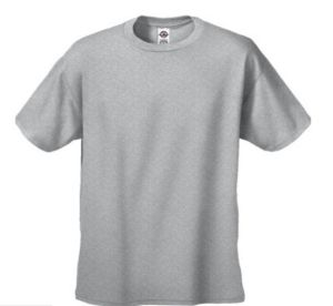 Round Neck Men′s T-Shirt, Customized Color pictures & photos