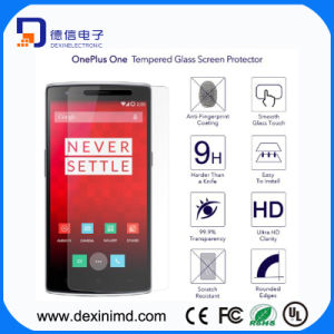 Oneplus One Premium Tempered Glass Screen Protector pictures & photos