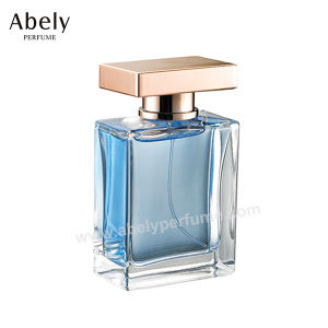 Royal Glass Perfume Bottles with Crystal Pump Sprayer pictures & photos