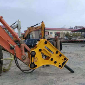 Zy1650 Silence Type Hydraulic Breaker Hammer for Excavator 30-45ton pictures & photos