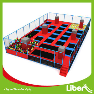 Designs and Manufacturers Modern, Top Quality Trampoline Park pictures & photos