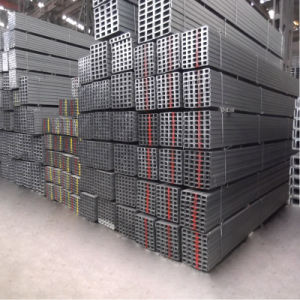 Building Material Steel Profile U Channel Beam