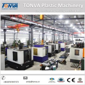 PE Plastic Processed and New Condition 1L PE Bottle Plastic Blow Moulding Machine pictures & photos