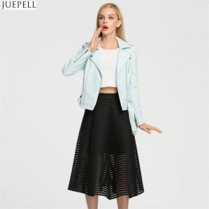 Fashion New Design Lady Skirt Women Skirt Factory in China Guangzhou pictures & photos