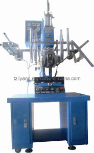 Automatic Heat Transfer Machine for Plastic Bucket pictures & photos