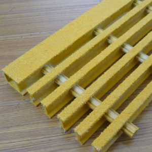 FRP Pultruded Grating, Fiberglass Grating pictures & photos