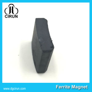 Arc Shape Ferrite Motor Magnet for Ceiling Fan pictures & photos