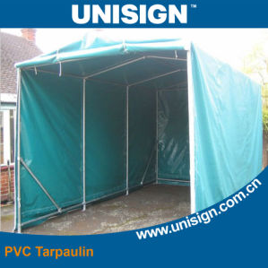 Fire Retardant PVC Coated Tarpaulin for Covers pictures & photos