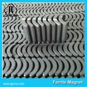 Customized Permanent Ceramic Arc Ferrite Motor Magnet pictures & photos