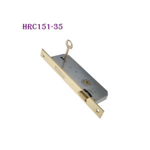 Door Lock Body/Mortise Body Lock with Cylinder pictures & photos