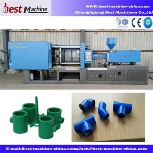 High Quality Customized PVC Pipe Fitting Injection Moulding Machine pictures & photos