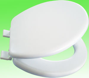 PVC Solid Color Soft Toilet Seat pictures & photos