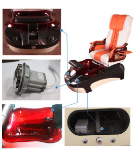 2015 Wholesale Pedicure SPA Massage Chair (D201-51-S) pictures & photos