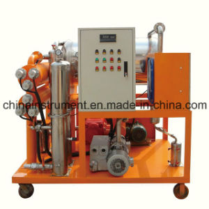 Lubricating Oil Vacuum Purifier Used Lube Oil Plant pictures & photos