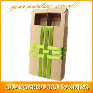 Drawer Kraft Gift Boxes Wholesale (BLF-PBO386) pictures & photos