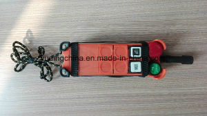 Yuding Electrical Wireless Radio Remote Control for Crane F21-2s pictures & photos
