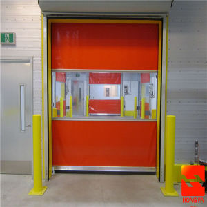 High Speed Roll up Door Special Applications (HF-K345) pictures & photos