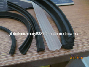 PVC Sealing Strip Extrusion Line pictures & photos
