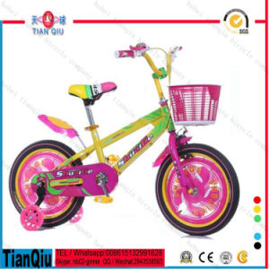 2016 Kid Bike Girl Child Bicycles for Sale pictures & photos