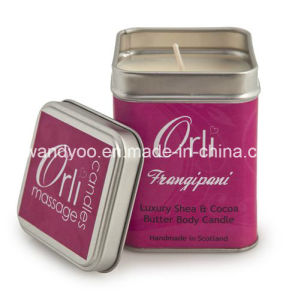 Fraise Aroma Pure Soy Wax Candle pictures & photos