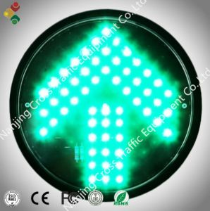 300mm Green Arrow Traffic Light Module