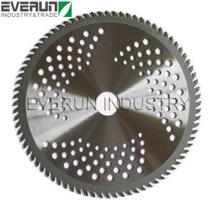 80T TCT Carbide Saw Blade for Brush Cutter (ER58001) pictures & photos